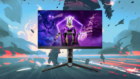 AGON by AOC: the new gaming monitors AGON PRO AG324UX 4K at 144 Hz and AGON PRO AG274FZ FHD at 260 Hz