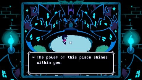 Deltarune: Chapter 2 release date revealed by Toby Fox