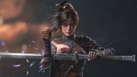 Wuchang Fallen Feathers: 18-minute gameplay video of a Chinese souls-like