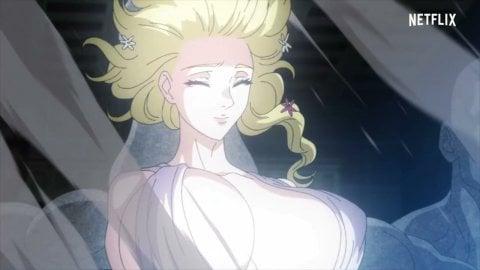 Record of Ragnarok, shino-zaki's Aphrodite cosplay is from the goddess of beauty
