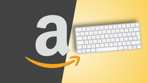 Amazon offers: Apple Magic Keyboard, keyboard for iPhone, iPad and Mac at the lowest price
