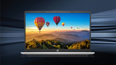 HP 14: new model with Qualcomm Snapdragon 7c Gen 2 and Windows 11 as standard