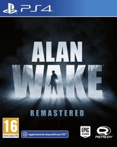 Alan Wake Remastered per PlayStation 4