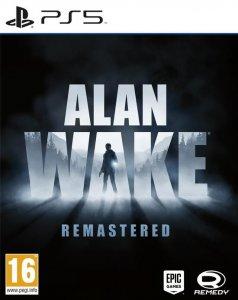 Alan Wake Remastered per PlayStation 5