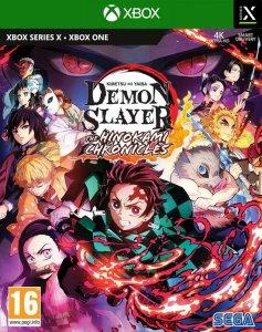 Demon Slayer: Kimetsu no Yaiba - The Hinokami Chronicles per Xbox Series X
