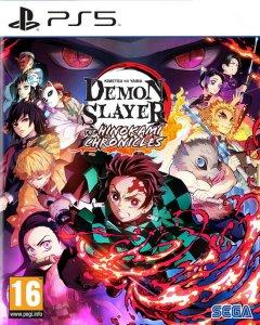 Demon Slayer: Kimetsu no Yaiba - The Hinokami Chronicles per PlayStation 5