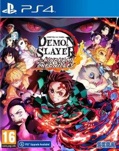 Demon Slayer: Kimetsu no Yaiba - The Hinokami Chronicles per PlayStation 4