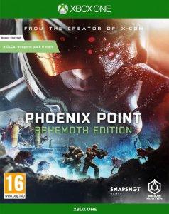 Phoenix Point: Behemoth Edition per Xbox One