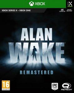 Alan Wake Remastered per Xbox Series X