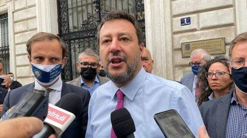 Hideki Naganuma: Matteo Salvini is just a liar for the composer of Jet Set Radio