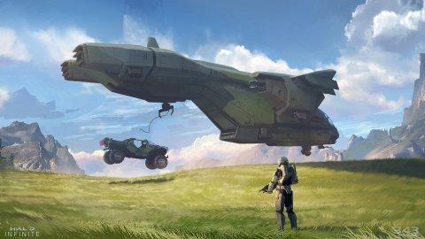 Halo Infinite, il bug del super pugno è stato corretto nelle build interne