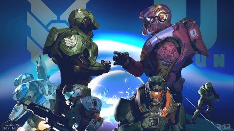 """Halo Infinite: il famigerato super pugno """"BXB"""" è tornato nella beta"""
