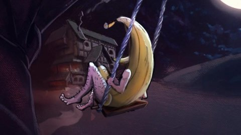 Steam: Banana Hell free for 48 hours, puts you in the shoes of the banana man