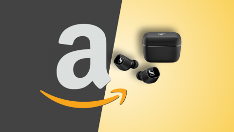 Amazon offers: Sennheiser CX 400BT, bluetooth earphones at a great price