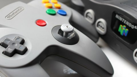 Nintendo Switch, the Nintendo 64 controller arrives: as it was, as it is