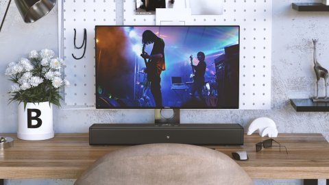 Creative Stage 360: New 2.1 Stage soundbar with more power and Dolby Atmos is available