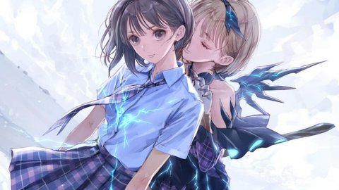 Blue Reflection: Second Light, the tried
