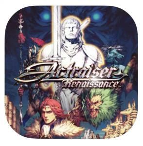 Actraiser Renaissance per iPhone