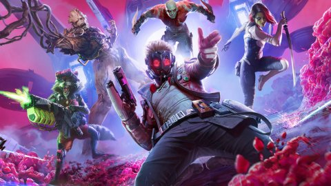 Marvel's Guardians of the Galaxy, launch trailer for the Square Enix game