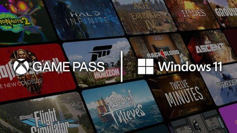 Windows 11 and video games on PC: Game Pass and gaming news in the new Microsoft OS