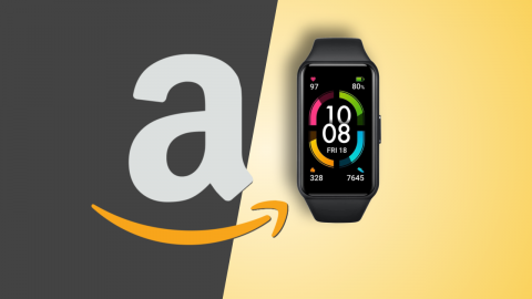 Amazon offers: HONOR Band 6 Smartwatch on Flash Offer, there are few pieces