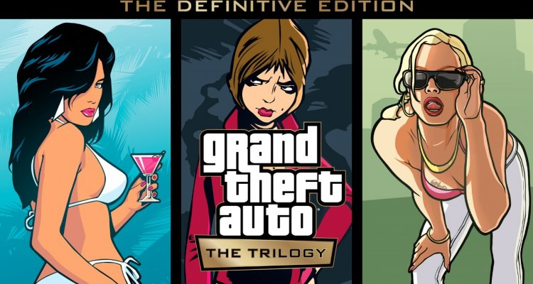 GTA: The Trilogy Definitive Edition, tex …