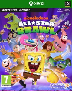 Nickelodeon All-Star Brawl per Xbox Series X