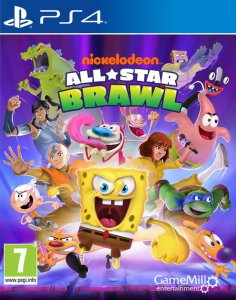 Nickelodeon All-Star Brawl per PlayStation 4