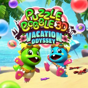 Puzzle Bobble 3D: Vacation Odyssey per PlayStation 4
