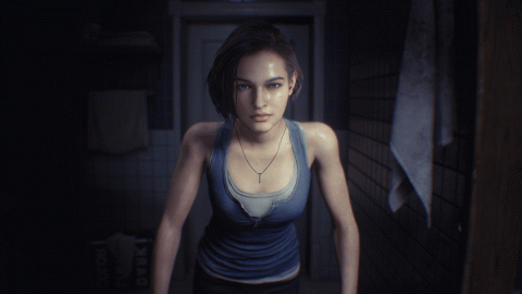 Resident Evil: disharmonica's Jill Valentine cosplay is ready for action
