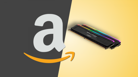 Amazon offers: Crucial Ballistix MAX 32 GB, DRAM in strong discount