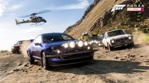 Forza Horizon 5: the new images make us dream