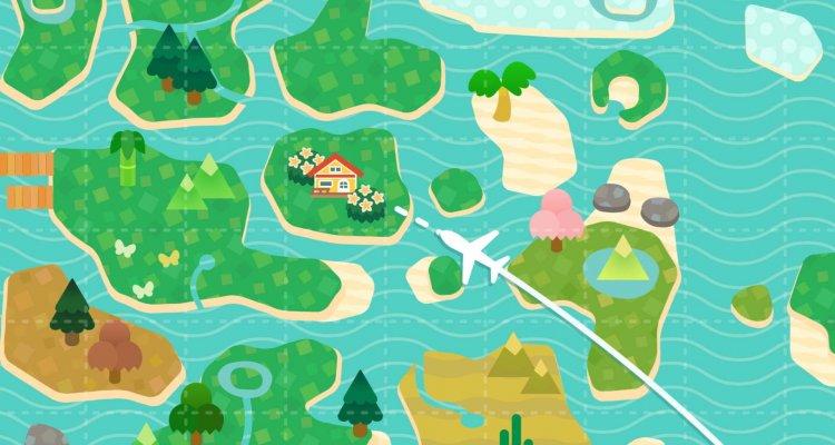 Animal Crossing: Happy Home Paradise e a …