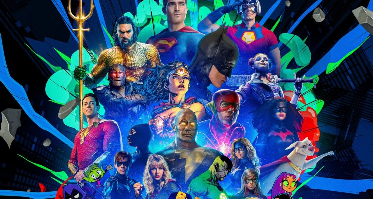 DC FanDome 2021: tutti i giochi, i trail …