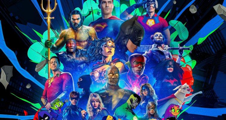 DC FanDome 2021: seguitelo con Multiplay …