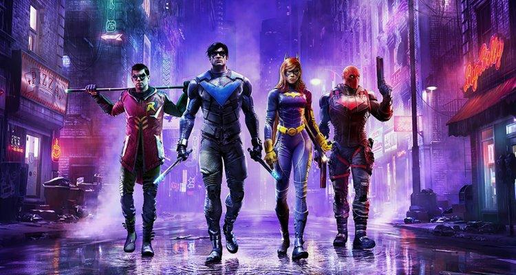 Gotham Knights, l'anteprima dal DC …
