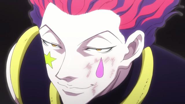 Hunter × Hunter, il cosplay di Hisoka d …