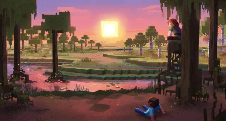 Minecraft: The Wild Update arriva nel 20 …