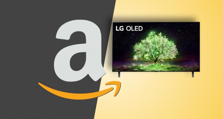 Offerte Amazon: TV LG OLED 4K da 48 poll …