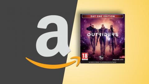 Offerte Amazon: Outriders per PS5, PS4 e Xbox in sconto