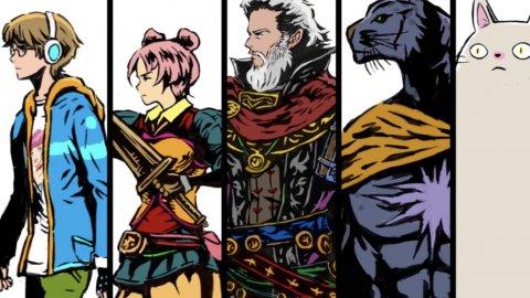 Dungeon Encounters, la recensione del nuovo JRPG di Square Enix