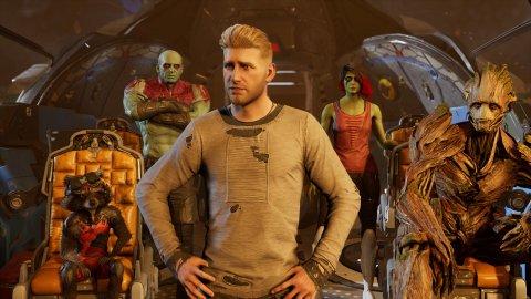 Marvel's Guardians of the Galaxy, primi voti positivi per il nuovo action Square Enix